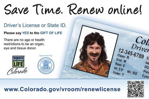 Colorado Wins Award for Driver's License Renewal Campaign